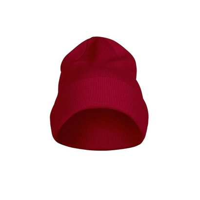 Geocaching Beanie rood