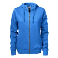 Geocaching Hooded jacket dames ocean