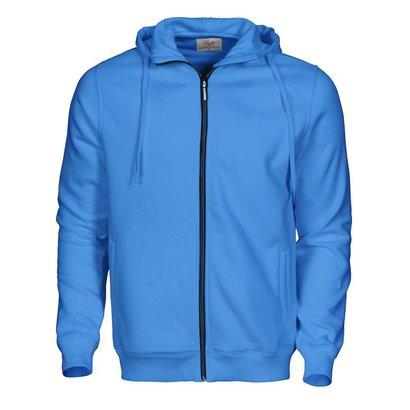 Geocaching Hooded jacket heren ocean