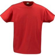 Geocaching t-shirt heren rood