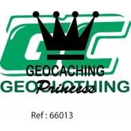 Geocaching Princess
