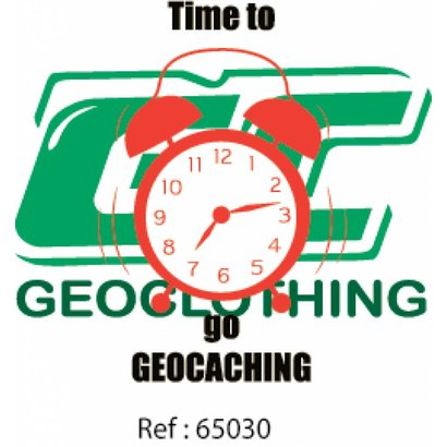 Time to go geocaching