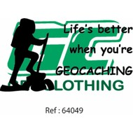 Life is better when you're geocaching