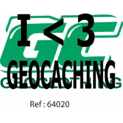 I<3 Geocaching