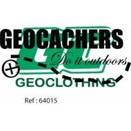 Geocachers do it outdoors