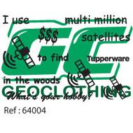 I use multi million satellites