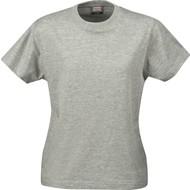 t-shirt dames grijsmelee