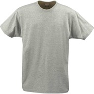 t-shirt heren grijsmelee