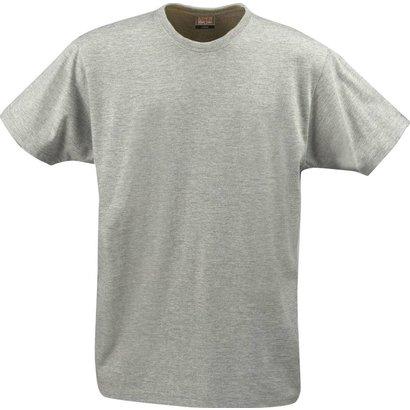 t-shirt heren met ronde hals grijsmelee