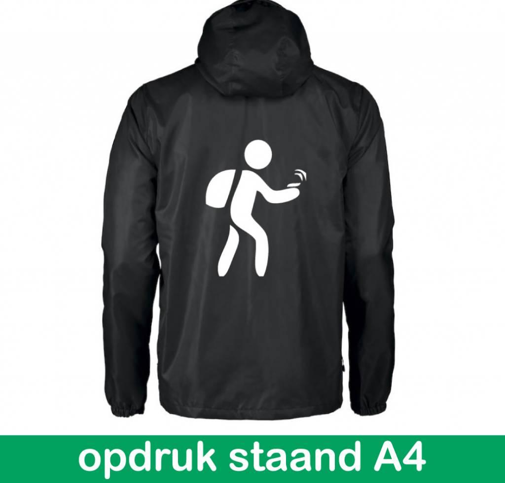 Staand logo A4