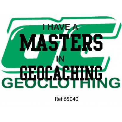 Masters in Geocaching