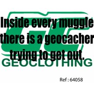Inside every muggle is a geocacher