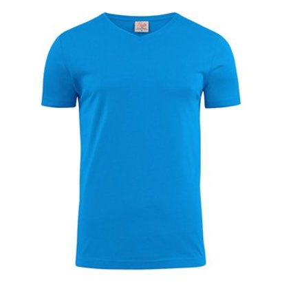 v-neck t-shirt heren ocean