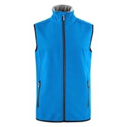 Softshell bodywarmer heren ocean