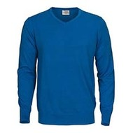 Sweater v-neck mannen ocean