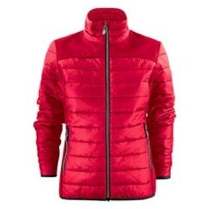 Lichte jas Expedition dames rood