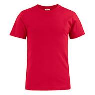 t-shirt kids rood