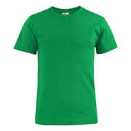t-shirt kids frisgroen