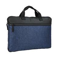 Melange Computer bag - blauwmelee