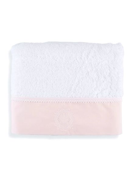 Théophile & Patachou Bath towel Royal Pink  Theophile & Patachou