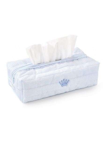 FIRST Kleenex cover First  Forever Blue