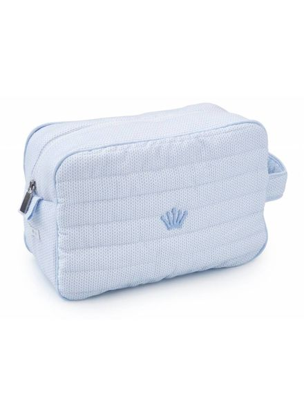 FIRST Toiletry case Forever Blue