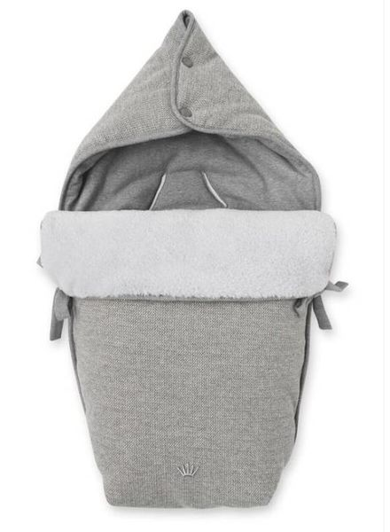 FIRST Voetenzak maxi cosi  Endless grey  First