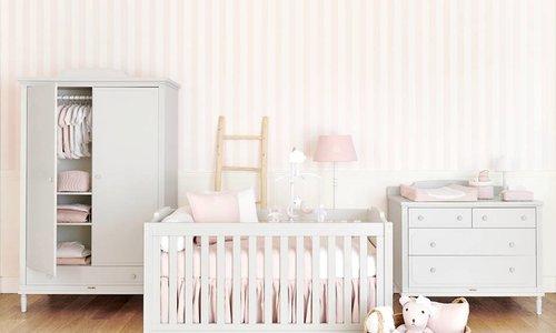 Massief Houten Babykamer.Babykamer Cocinella Babyshop