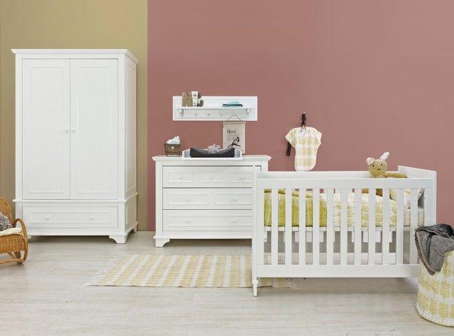 BOPITA 3-part baby room Bopita Charlotte