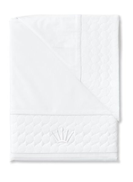 FIRST Quiltcover Crystal White First