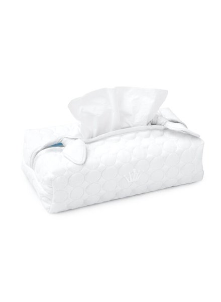 FIRST Kleenex cover Crystal White First