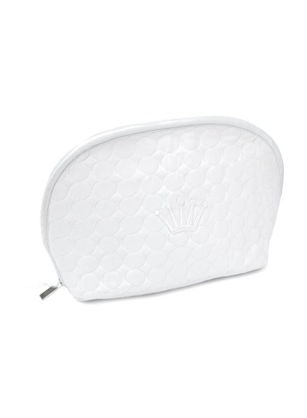 FIRST Toiletry case Crystal White First