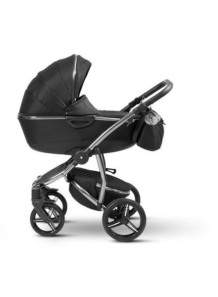 FIRST Baby carriage Atlanta black by First