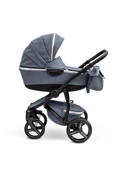 FIRST Baby carriage Atlanta blue edition  First