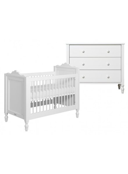 BOPITA BELLE 2-PART BABY ROOM