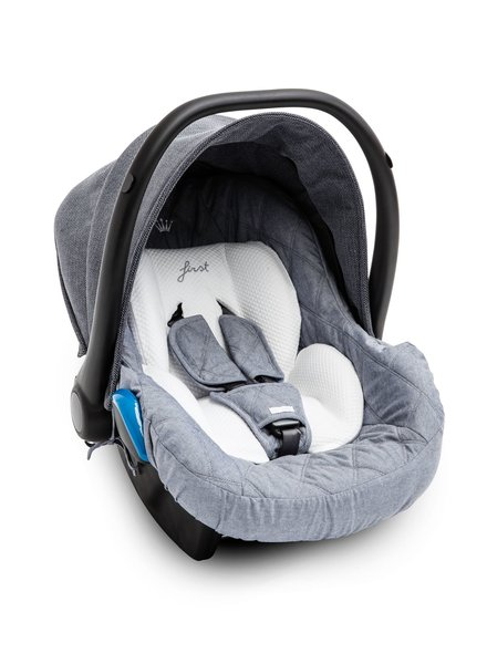 FIRST Car seat  Blue Edition First