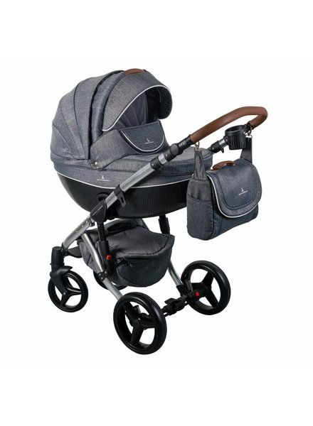Théophile & Patachou Baby stroller casual Theophile & Patachou - Gray