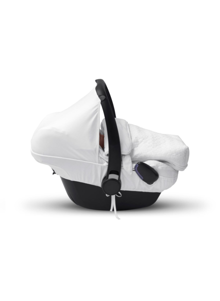 FIRST Kap maxi cosi Crystal White First