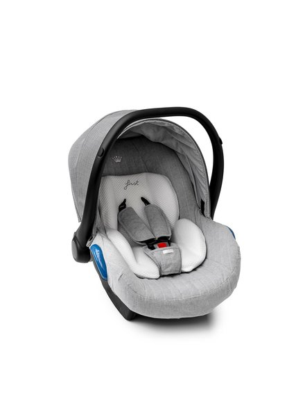 FIRST Car seat  Grey  Edition First
