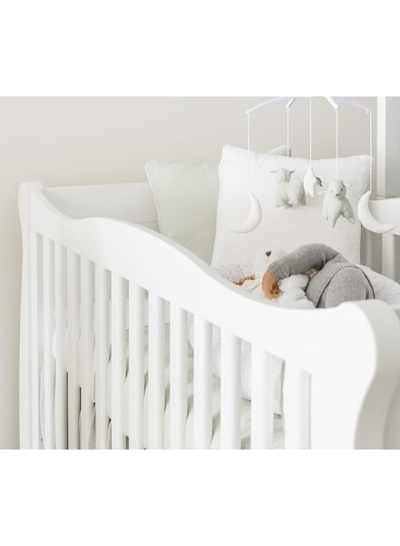 "Théophile & Patachou ""Antique"" crib for baby room"