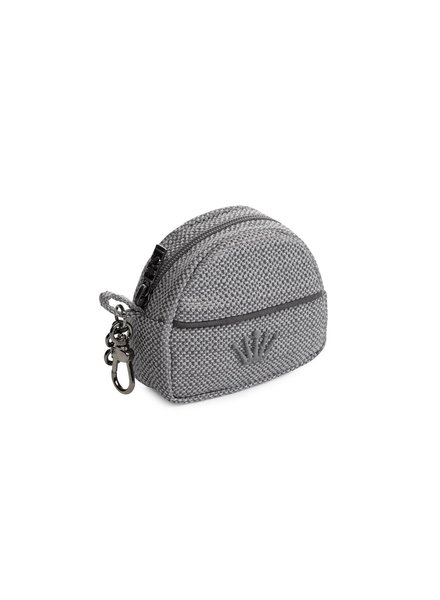 FIRST Pacifier travel pouch First Grey Edition