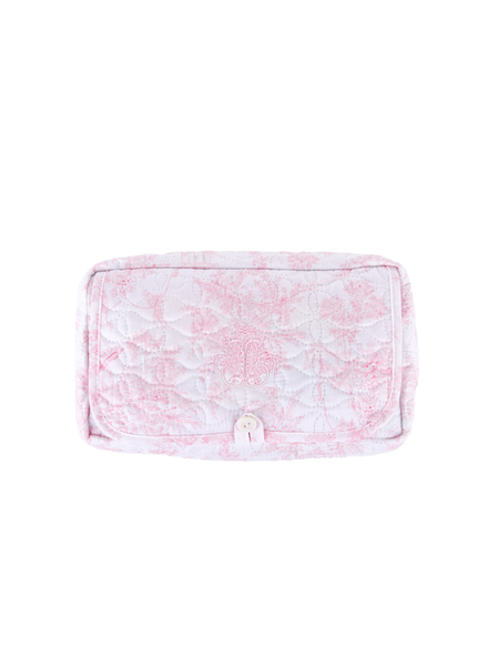 Théophile & Patachou Travel baby wipes cover Sweet Pink  Theophile & Patachou