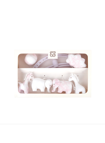 Théophile & Patachou Musical mobile Sweet Pink  Theophile & Patachou