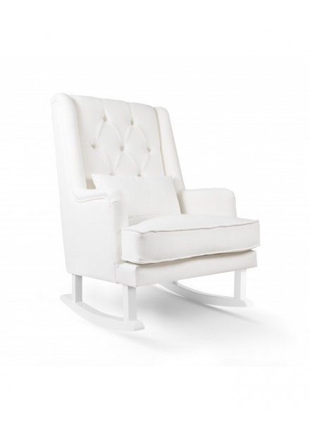 Rocking Seats Schommelstoel Royal Rocker Wit / Wit
