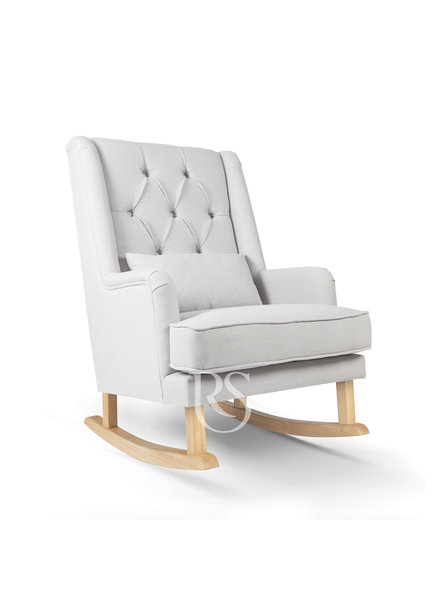 Rocking Seats Schommelstoel Royal Rocker / Grey-natuur