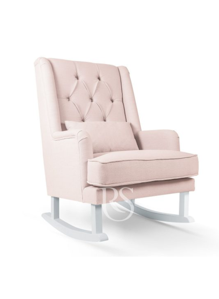 Rocking Seats Rocking chair Royal Rocker Pink / White