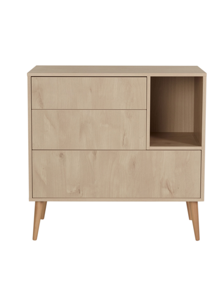 Chest of drawers Quax Cocoon natural oak