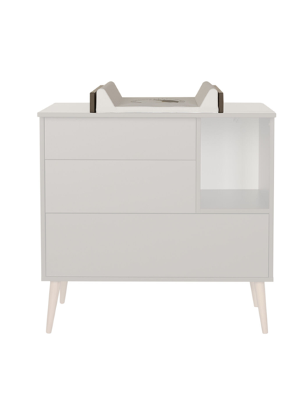 Extension piece chest of drawers Quax Cocoon Moss