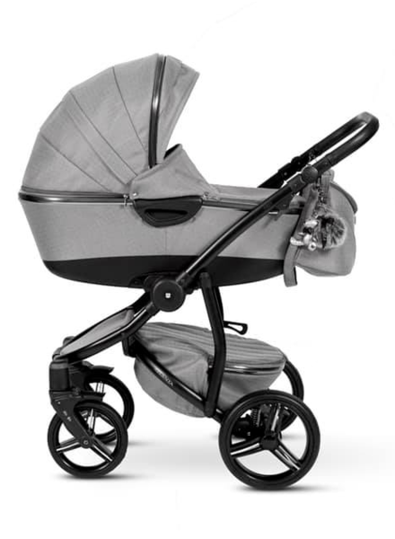 FIRST Baby carriage Atlanta Grey edition  First