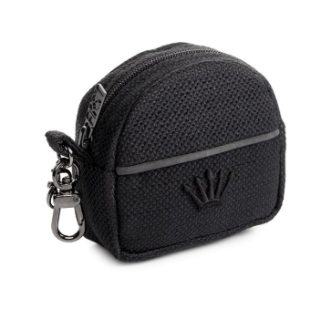Pacifier Travel Pouch First Black